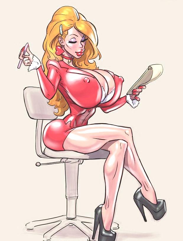 hot cartoon .com