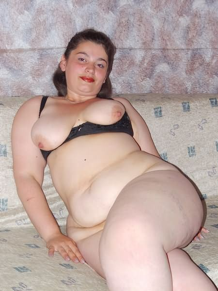 Young cute bbw with hips and ass brightened up 8